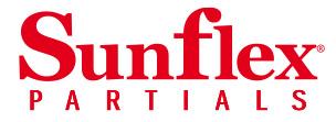 sunflex partials logo